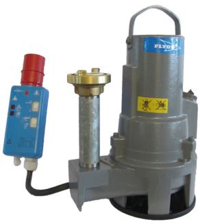 Pumpen für Jauche und Melkstandabwasser
